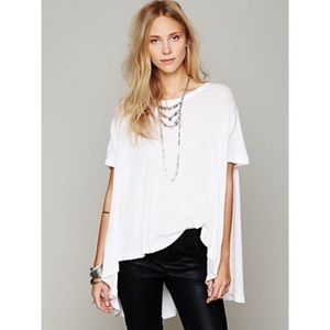 Free People loose fitting t-shirt
